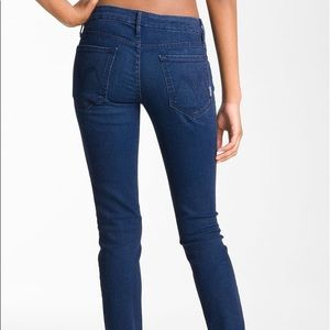 'the looker' skinny stretched jeans